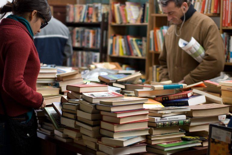 Distribution des livres