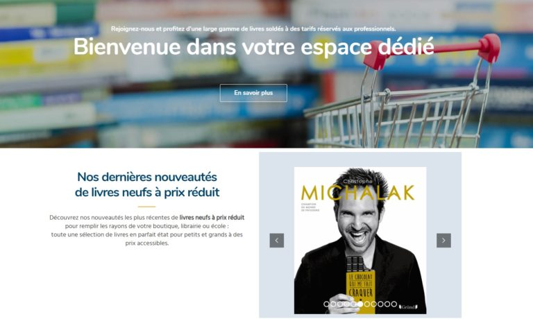 Expodif - site web
