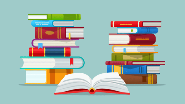le marché du livre