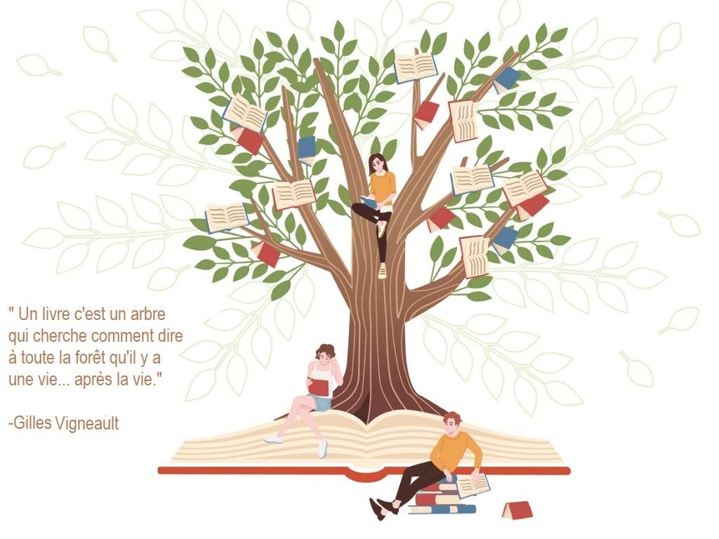 sauver le livre en lui donnant une seconde vie